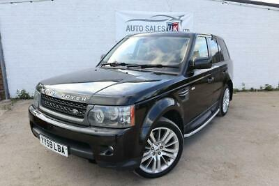 Land Rover Range Rover Sport 3.0 Auto Diesel Good And Bad Credit Car Finance