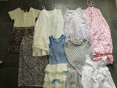 Girls Size 7 Bulk Lot Dresses Witchery Kids Country Road  Seed Bardot And Tahlia