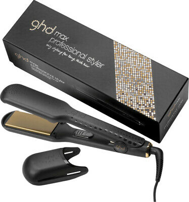 GHD Max Professional Styler - Latest Model- Genuine Authorised Seller-WIDE PLATE