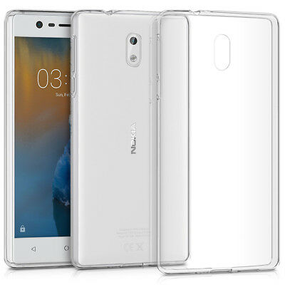 Nokia 3 6 8 Ultra Thin Crystal Clear Protective Non Slip TPU Transparent Case