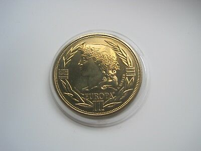 1 Ecu 1991 Marianne, 40mm, ca. 30gr.     #2057