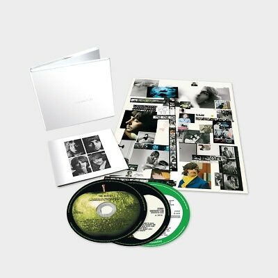 BEATLES THE - The Beatles (White Album), 3 Audio-CDs (Limited-Deluxe-Edition)