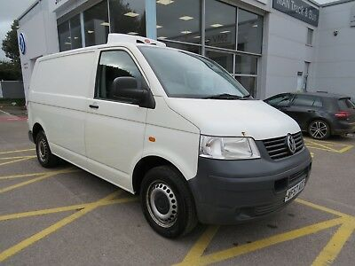 2007 Vw Transporter Chiller Van 1.7 Tdi