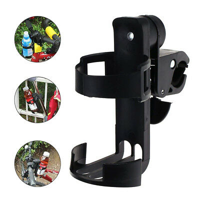 360° Rotating Drink Bottle Cage Cup Holder for Bicycle Bike Baby Stroller