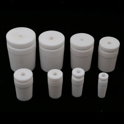 PTFE Reusable PTFE Stopper with Gripping Ring, Standard Taper Joint 8 Sizes