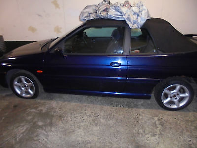Ford Escort 1.8i Ghia convertable