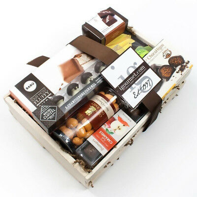 Igourmet Chocolate Covered Goodies Gift Crate