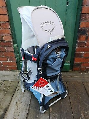 Unused Genuine Osprey Poco AG Premium Child Carrier.