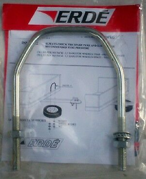 Erde Spare Wheel Carrier SP050