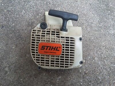 Stihl 021, 023 Chainsaw Starter Recoil Cover And Pulley Assembly, Free Shipping