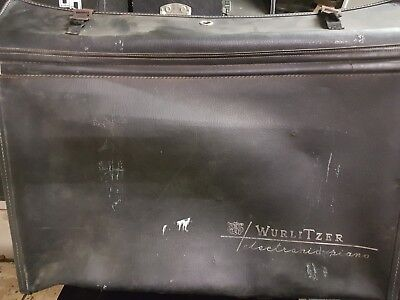 CARRY CASE for WURLITZER MODEL 106 ELECTRIC PIANO