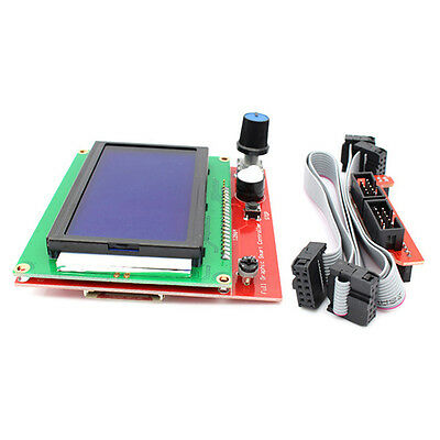 WINGONEER/® 3D Printer Smart Adapter Connector Machine LCD 2004//12864 Module Printers Controller For RAMPS 1.4 WINGONEER®