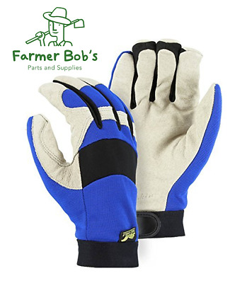 2152TW - Majestic Bald Eagle Waterproof 3M Thinsulate Lined Gloves X-LARGE