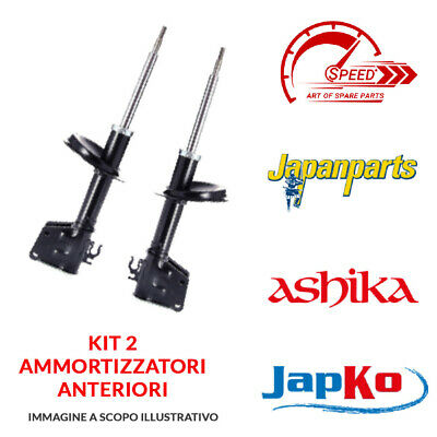 Kit 2 Ammortizzatori Speed Anteriori Fiat Grande Punto 1.3 Multijet