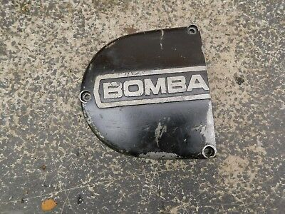 1975 Can Am Bombardier 175  Oil Pump Cover   1357