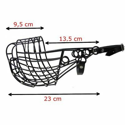 Muzzle110 For Large Dogs With A Narrow Head Greyhound Inalso Suitable As A Racin
