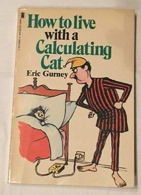 Buch | How to live with a calculating cat | Eric Gurney