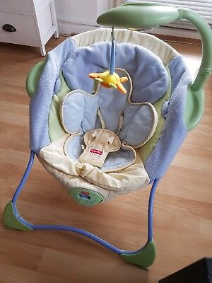 Papasan Wipper Fisher Price Mit Funktionen Vibration