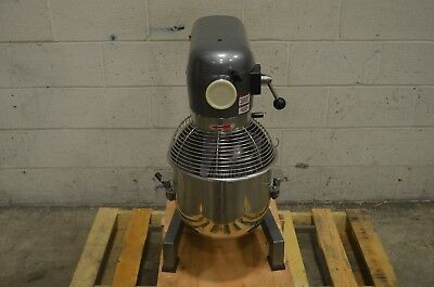 Avantco MX20 20 Qt. Gear Driven Commercial Planetary Stand Mixer 110v, 1/2 hp
