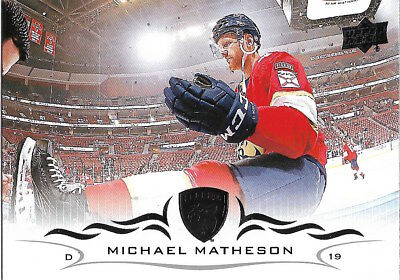 Michael Matheson #82 - 2018-19 Series 1 - Base