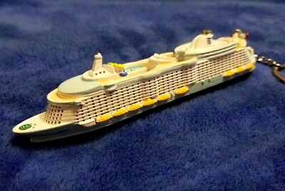 NEW RCCL SYMPHONY of the SEAS, Key-Chain / Ornament- Official Royal Caribbean