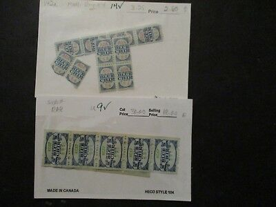 Lot of 23 Blue Chip Stamps