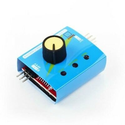 Multi Servo Tester NEU 3CH ECS Consistency Speed Controler Power Channels C Z8I5