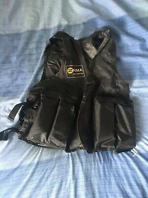 Weight Vest With Removable Bags Resistance Training Gear