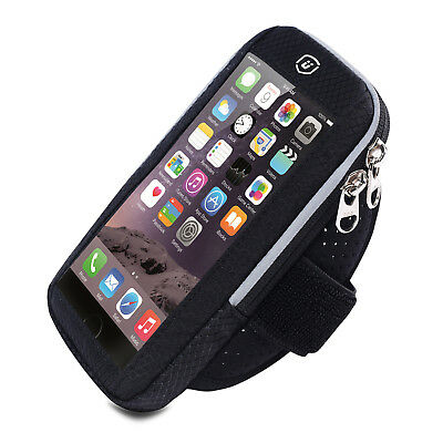 Sports Running Jogging Waterproof Gym Armband Arm Bag Case Holder for Cellphone