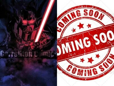 Shadow of Vader #1 (of 5) Reg Cover & Movie Variant PreSale Lot of 2 Hot!!