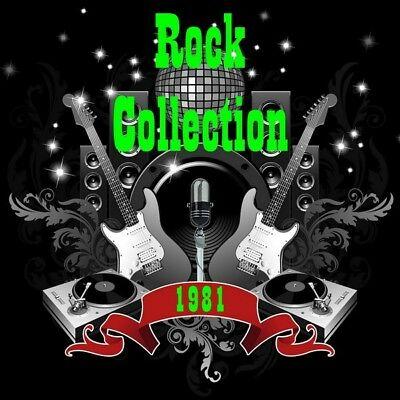 Ultimate 1980-1984 Rock Collection on One USB Flash Drive!! **1500+ Songs**