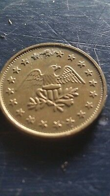 One American Eagle No Cash Value Arcade Token
