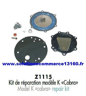 IMPCO REPAIR KIT SPRAY REGULATOR model K COBRA CARBURATION GAZ