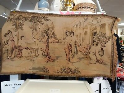 Antique Roman Tapestry