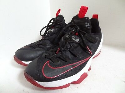 new style ecc40 88265 ... new zealand nike lebron xiii low cavs bred 831925 061 size 13 soldier  black red nice