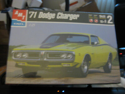 Amt kit 1971 Dodge Charger factory sealed