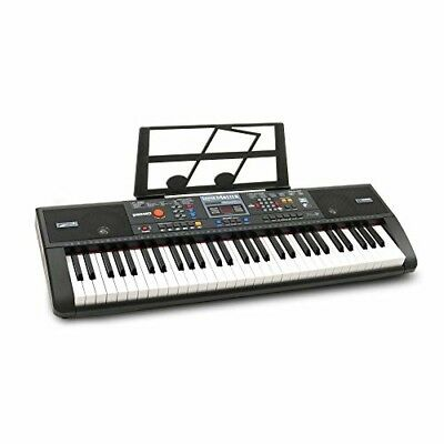 Electric Digital Piano Keyboard Board Music Stand Portable Electronic Organ Toy