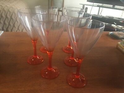 Tupperware Illusion Wine Glasses