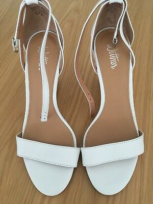 Wittner Ladies Shoes - white Wedges - NEVER WORN