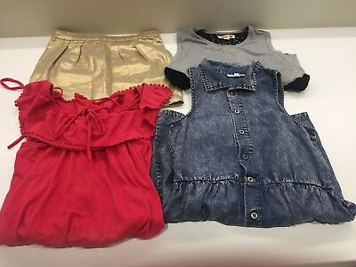 Girls Clothes Size 8 Bulk Pack With 4 Items Inc Seed, Country Road & Pavement