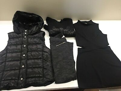 Girls Clothes Size 10 Bulk Pack With 4 Items Inc Seed, Pavement & H&m