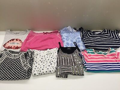 Girls Clothes Size 10 Bulk Pack With 8 Items Inc Seed, Pavement & Bardot Junior