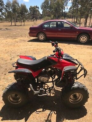 Xtreme atv quad bike