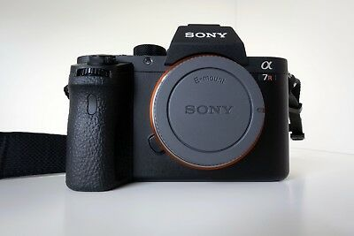 Sony Alpha A7R II Mirrorless Digital Camera Body Only - AS NEW Condition