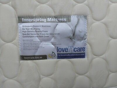 Love n Care orthopedic support Baby mattress