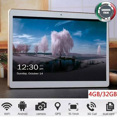 TABLET 10 POLLICI 3G OCTA CORE 8x2.0GHz 4GB RAM 32GB ROM ANDROID 6  DUAL SIM