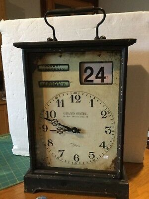Reproduction large mantel clock