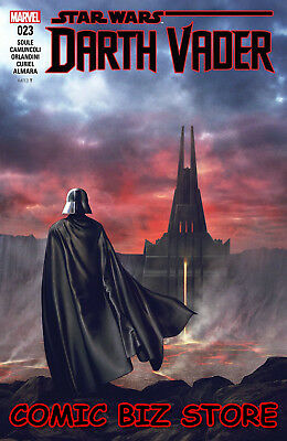 Star Wars Darth Vader #23 (2018) 1St Printing Bagged & Boarded Marvel Comics