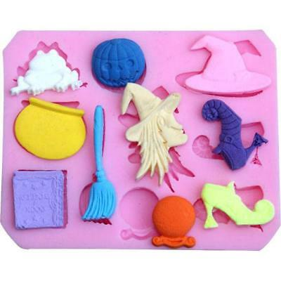 Halloween Silicon Mould