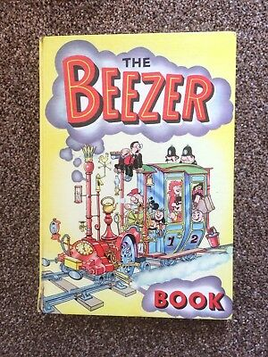 The Beezer Annual 1962